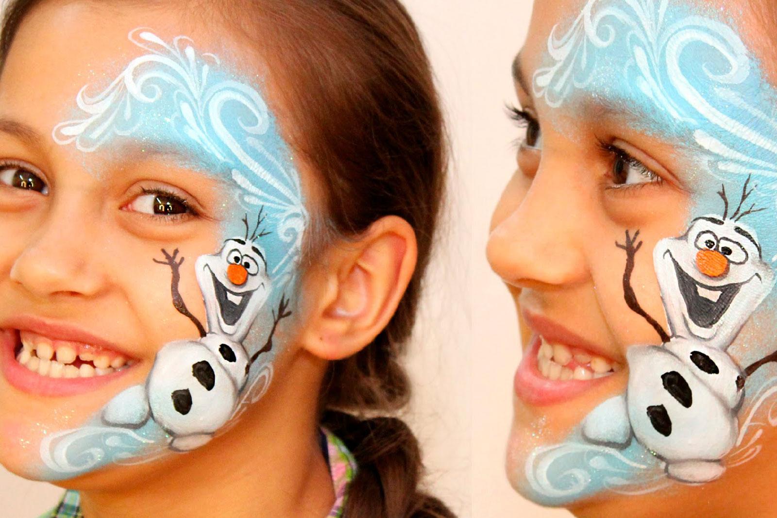 Любой макияж для девочек